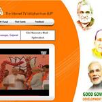 RT @YuvaiTV: Shri @narendramodi arrives at the venue. Watch LIVE at http://t.co/Hbi4GfY4eG. #EveryVoteCounts http://t.co/B4GqiLc89G