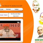 RT @YuvaiTV: Shri @narendramodi has started his speech. Watch LIVE at http://t.co/Hbi4GfY4eG #EveryVoteCounts http://t.co/O0knH4UJcz