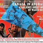 "RT @mawovan: Dont miss Part1 in Seminar ""#Canada in #Afghanistan: A Balancesheet of 12 Yrs of War & Occupation"" #antiwar #cdnpoli http://t.co/ntcZTMzZur"