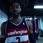 "RT @WashWizards: ""We still underdogs"" - An emotional @John_Wall exits after Game 2 OT win (VIDEO): http://t.co/ji4ARIDrrJ #dcRising http://t.co/mIbpiOaMg4"