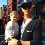 A closeup of Tom Brady & daughter Vivian at the #BostonMarathon Monday. http://t.co/SkH8b9xTH3 (via IG: futuremrsgronkowski)