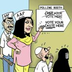 RT @FarooqMotiwala Great example of playing caste politics & maintaining secular faces.. @ExposeAAP #ArrestShazia http://t.co/LNfPFdYEaB