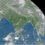 RT @yalamandu: Latest Satellite Image of Nepali Sky (NPT=UTC+5.45) [Auto tweet] #Weather: http://t.co/X1fEYdEnmo #SatImage #Nepal http://t.co/6WIh2iFBHv