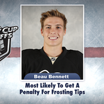 "RT @BeauBennett19: ""@FallonTonight: .@NHL Playoffs Superlatives just went live on YouTube! https://t.co/GteSV3ZsiY #FallonTonight http://t.co/HiteqH7pWy""Frosty"