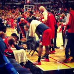 Wiz bench during TV timeout, down 3 with 1:48 left in the game #WizBulls #dcRising http://t.co/UTzGrZSXyX http://t.co/3OVcmsJd0Q