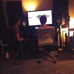 If only I had a genius kid brother to record all my music with.. Oh wait @KeatonStromberg http://t.co/LS1kSntRAL