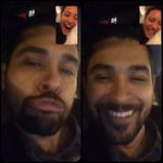 """Baby... I just got my lips done!!!"" 😂😍😊😘 lookin good @WValderrama.... 😝❤️ http://t.co/OPMOJ5dCta"