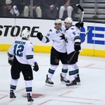 RT @SportsCenter: SHARKS WIN IN OT! Patrick Marleau beats Jonathan Quick as Sharks win, 4-3, take COMMANDING 3-0 series lead. http://t.co/zTs5DRULNY
