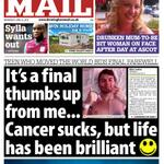 RT @birminghammail: Todays front page is dedicated to the inspirational Stephen Sutton. read the story here - http://t.co/Ug7CwuKQbe http://t.co/8fw8evRqUr