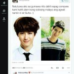 so is this suho lookalike ? sir suho ? doesnt even look like suho to me http://t.co/3OCnM2Vx60