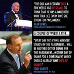 RT @otiose94: #Auspol #abbott, & AJones, 2 Disgusting Individuals, 2 Disgusting Comments via @shane25873 http://t.co/1bqemfZnq7