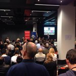 Jeepers, thought we would have a small crowd due to Easter, full house #smcakl http://t.co/bP2AtI2eJU