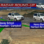 #HumpDay #RADARROUNDUP! Drive safely throughout #Tucson. Vans at these spots until 8:30AM http://t.co/TLB7pNaKVZ