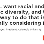 On SCOTUS ruling, @LEE_BOLLINGER: Student diversity dropped in states banning affirm action. @MorningEdition @nprnews http://t.co/iSpHDXYefD