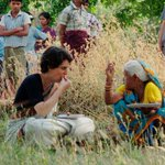 RT @rupasubramanya: Well-toned,well-fed Priyanka Gandhi sharing a meal with a villager for a photo-op.Neocolonial patronising bullshit. https://t.co/9zVxulyHYv