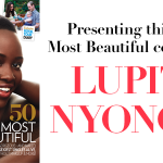 Presenting this years #MostBeautiful cover star, @Lupita_Nyongo! See who else made the list: http://t.co/LkJhRyinBX http://t.co/xgiI3tH7P9