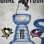 Its @BlueJacketsNHL game day! #BattleOn http://t.co/VAVFyiAymJ