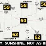 It will be sunny today, says @PaulPoteet. But is there a chance of snow next week? http://t.co/sgrjYJhYxV http://t.co/hMOjpBAMHh