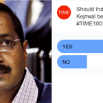 RT @BangaloreAK49: Person of the Year #Time100 @ArvindKejriwal to come on front cover of @Time http://t.co/PWMjqxGz7j
