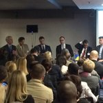RT @SpikeyBXL: Political leaders using social media panel #SMIOforum http://t.co/H4yG1ZYJkZ