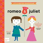 RT & FLW for the chance to #win a copy of Babylit- Romeo & Juliet.UK only. Ends 4pm today. #HappyBirthdayShakespeare http://t.co/wyzDCcmXon