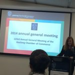 RT @PipStork: Good turn out for 123rd @GeelongChamber AGM #networkinggeelong #GeelongCollege http://t.co/KICj1SrfCi