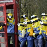 RT @ScarboroNewsPix: Minion alert at this years Scalby Walk! @TheScarboroNews @in_Scarborough @Scarborough_UK http://t.co/ZckjlQnI5d