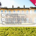 RT & Follow to #WIN a stay at this luxury hotel: http://t.co/qR8AL7S8UH #FreeStayFriday #Competition. Winner @ 4 http://t.co/wWLcKB9Zcy