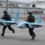 Tony Abbotts new jet fighters are already making their way to Australia. #auspol http://t.co/v8rstIB4cm