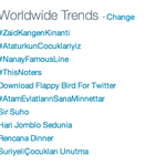 RT @akoposimarcelo: Top 3 Worldwide na si Inay! :) #NanayFamousLine http://t.co/4EoCkMZwy1
