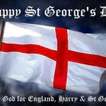 Happy St Georges Day! #StGeorgesDay #proudtobeenglish #ROTHERHAMISWONDERFUL #southyorksbiz #HappyBirthdayShakespeare http://t.co/wSAQlFF7Iv