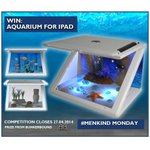 RT @Menkind RT & FOLLOW TO WIN: Aquarium for iPad from @BunkerboundLtd Closes: 27/04/2014 #competition #win #menkind http://t.co/VpI6Xjulzl