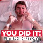 RT @DailyMailUK: He did it! Stephen reaches target of £1m for @TeenageCancer http://t.co/61GjsL0Rle #stephensstory http://t.co/d8YyzfYVDJ