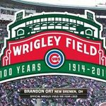 Happy 100th Birthday Wrigley Field!! http://t.co/BCa7N7ApBb