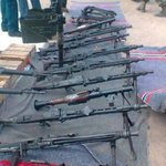 RT @RobertAlai: Arms used in #SouthSudan killing. #ListentoSouthSudan http://t.co/c7iLUlkFLd