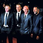 Manchester Uniteds new boss and his coaching team. http://t.co/1xXeGvPnG9