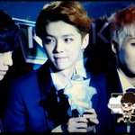 RT @exocafe_TH: [PREVIEW] 140423 LUHAN @ 18th China Music Awards TT///////TT (Cr : Twinned poison) http://t.co/6Wtu0h4axT