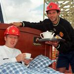 RT @ESPNFC: Paul Scholes and Ryan Giggs share a brew in 1998. http://t.co/09L55RpIEN