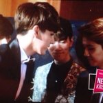 140423 Kris and Luhan at 18th China Music Awards Red Carpet cr.neibor56_krishan -Y- http://t.co/kCh1BlwJCJ