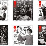 RT @dandad: In these 6 stamps @hattrick_design captured both the drama of @TheRSC & a 2012 In Book spot #HappyBirthdayShakespeare http://t.co/w55Yuqflp2