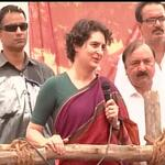 "RT @IYC: ""I am asking you to vote for your country. Vote for the politics which offer you power""-Priyanka Gandhi in Rae bareli http://t.co/18FG9HioOH"