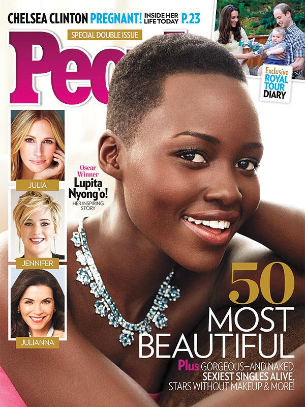 It's only appropriate to give my #wcw to @peoplemag's #MostBeautiful: @Lupita_Nyongo! She is just radiant. http://t.co/TFgn88Mszj