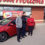 RT @CTVTerryVogt: Dustin Gould happy his girlfriend reminded him to RRRoll up the Rim. Picked up his new 2014 Toyota Corolla Sport http://t.co/l0uOwTq2hC