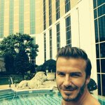 RT @hellomag: This is quite possibly one of our favourite David Beckham selfies EVER... http://t.co/s4Dy0MQqYx http://t.co/LTLhgKv4ig