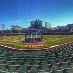 A beautiful day for a centennial celebration. #WrigleyField100 http://t.co/FIQ2KgADeP