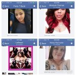 """@MichaelBlackson: Help me pick my FB #WCW http://t.co/rPGrmrIVQN"" you African nights love far white bitches"