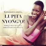 RT @DerbyCityNat: yes to Lupita! #BlackGirlMagic #YearoftheBlackGirl  http://t.co/yw6jfq2FK2