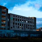 New idea: Midnight zombie paintball in the old Parcelforce building in #Bristol. How amazing would that be? http://t.co/IZCcIIHrbo
