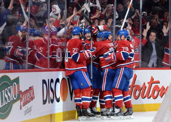 Max Pacioretty wrote his own story by scoring the GWG for the @CanadiensMTL last night. Read: