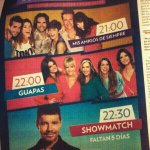 #TV > El Trece confirma su grilla del #SuperLunes: 》#MADS 》#GUAPAS 》#Showmatch http://t.co/F0Udd14y26